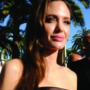 Angelina Jolie's 'Cushty' Job