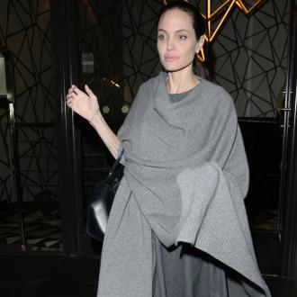 Angelina Jolie House Hunting In La