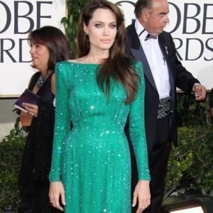 Angelina Jolie Shocked By Golden Globe Nomination
