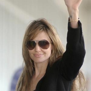 Angelina Jolie's History Lesson Hopes