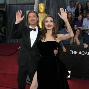 Angelina Jolie Plays Down Oscars Leg Craze