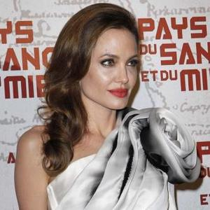 Angelina Jolie's Father Thrilled About Engagement