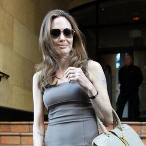 Angelina Jolie's 100k Charity Donation
