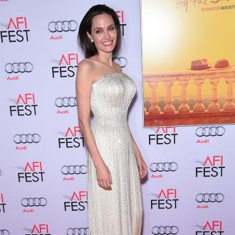 Angelina Jolie talks to late mother often