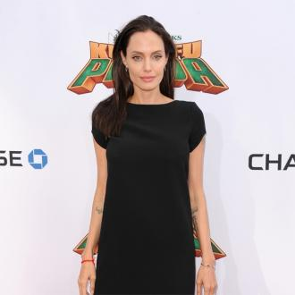 Angelina Jolie Wants Her Children To Have A 'Strong Work Ethic'