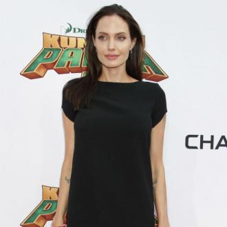 Angelina Jolie's PVC pants caused audition flop