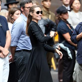 Angelina Jolie To Spend Thanksgiving In Australia