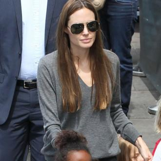 Angelina Jolie Wants 'Individual' Daughters