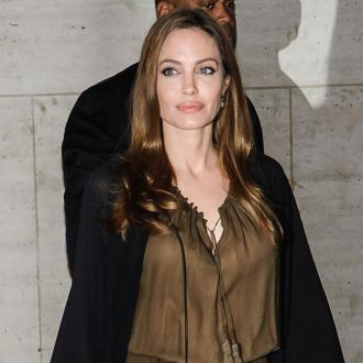 Angelina Jolie: Helping Others Makes Me Happy