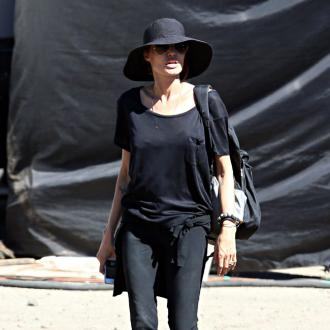 Angelina Jolie Arrives In Italy To Meet Pope Francis