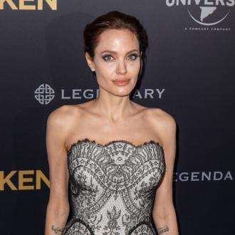 Angelina Jolie Opens Centre For Women In Warzones