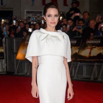 Angelina Jolie On Facing Struggles