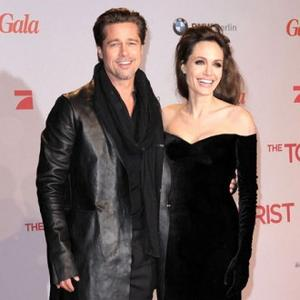 Angelina Jolie And Brad Pitt Enjoy Namibian Christmas