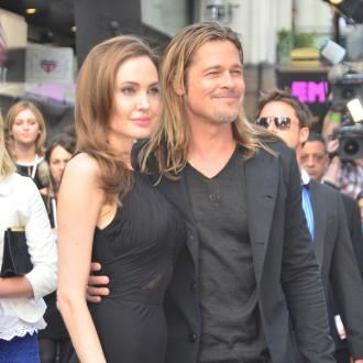 Angelina Jolie 'Completes' Brad