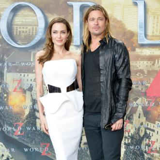 Angelina Jolie: Home Life Is Hard Work