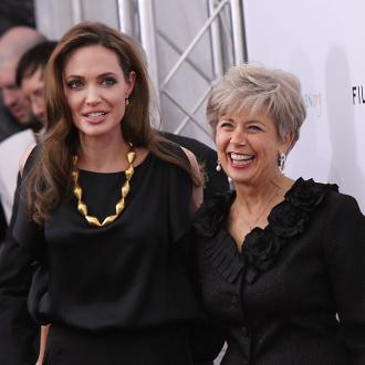 Brad Pitt's Mother 'Saved Angelina's Life'