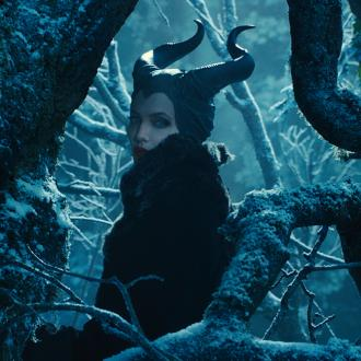 Angelina Jolie's Horn Troubles On Maleficent Set
