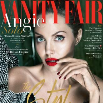 Angelina's 'hard' split from Brad Pitt