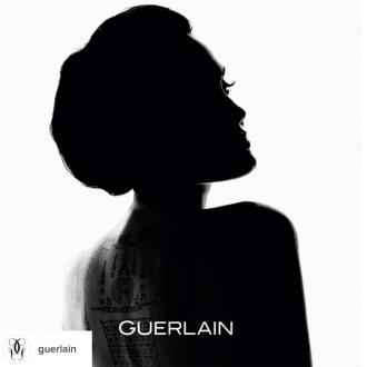 Guerlain are 'honoured' Angelina Jolie is the face of Mon Guerlain
