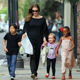 Angelina Jolie Wants To Be Her Children's Friend