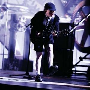 Ac/dc Set To Rock Film Premiere