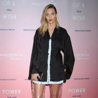 Anja Rubik Uses Vodka To Lighten Her Hair