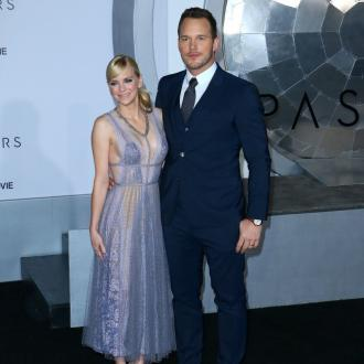 'Normal' Anna Faris and Chris Pratt