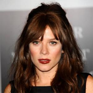 Anna Friel Stayed In Stress-busting Teepee