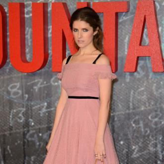 Anna Kendrick is crying less each day