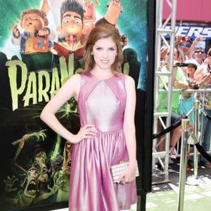 Anna Kendrick 'Worried' About Limited Paranorman Role