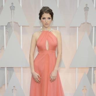 Anna Kendrick loves maternity wear