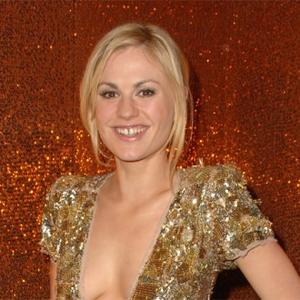 Anna Paquin Weds In Diamonds