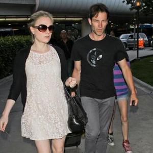 Anna Paquin Happy To Be A Mother