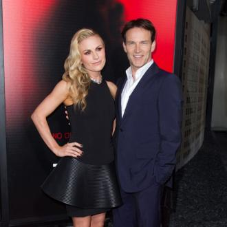 Anna Paquin and Stephen Moyer reveal babies' names