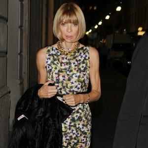Anna Wintour's Street Style Inspiration