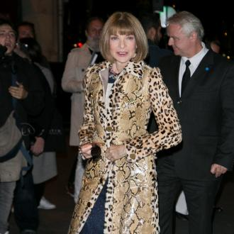 Anna Wintour can't go shopping