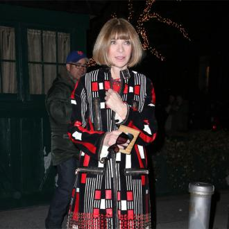 Anna Wintour tops fashion names on Forbes' 100 Most Powerful Women list