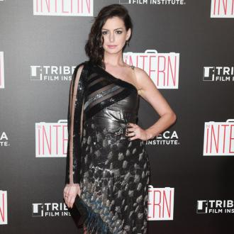 Anne Hathaway: 'Tequila makes me forget'