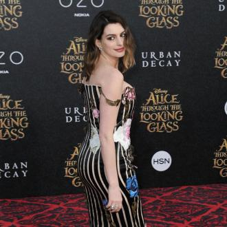 Anne Hathaway not worried about weight