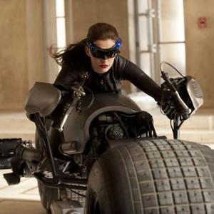 Anne Hathaway 'Overwhelmed' To Work With Christian Bale
