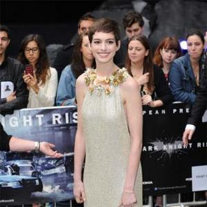 Anne Hathaway's 'Terrifying' Haircut
