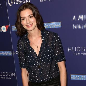 Anne Hathaway: I'm funnier as a blonde