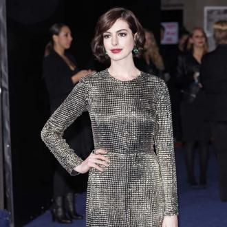 Anne Hathaway wants son to meet Cookie Monster