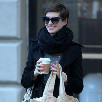 Anne Hathaway Looks Like 'Gay Brother'