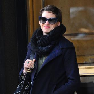 Anne Hathaway Obsessed With Weight