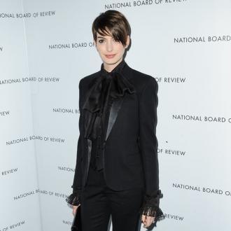 Anne Hathaway Praises 'Adorable' Susan Boyle