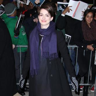 Anne Hathaway's Tears Over Hair
