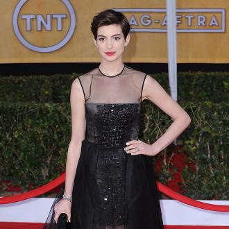 Anne Hathaway Excited About Unemployment