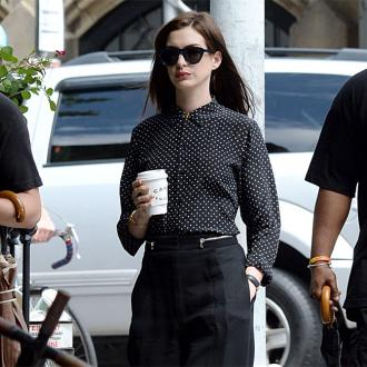 Anne Hathaway Not 'Sexy' Enough For Roles