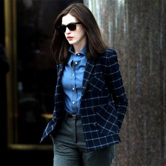 Anne Hathaway's Solo Theatre Show